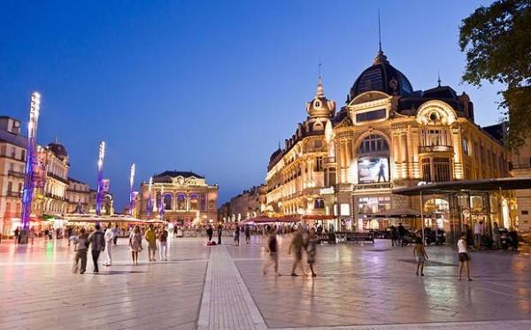 Turismo en Montpellier