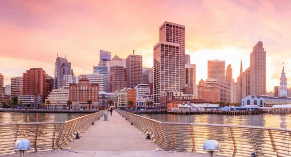 San Francisco ciudad internacional