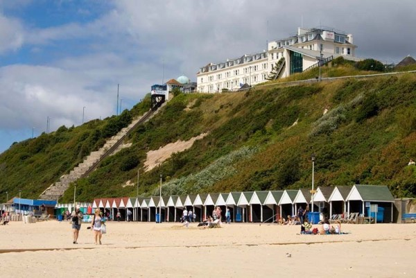 Bournemouth y sus playas