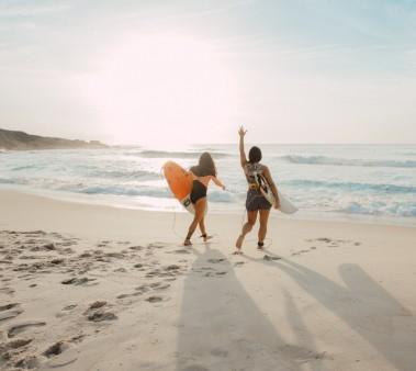 Curso de verano con inglés y surf en Ennis, Irlanda