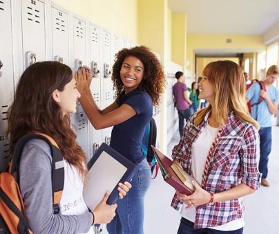 High School en un año académico en Estados Unidos