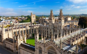 Ciudad de Oxford